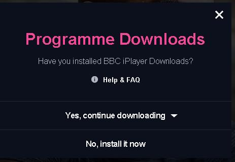BBC iPlayer Download Outside UK