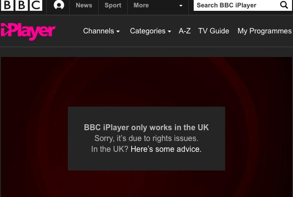 Can I watch BBC in Netherlands