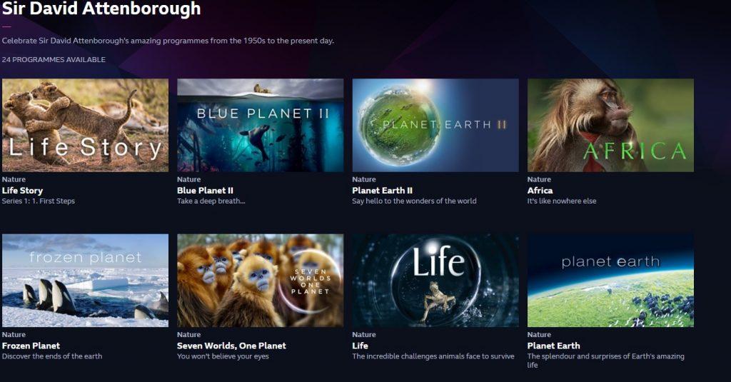 Perfect planet presenter