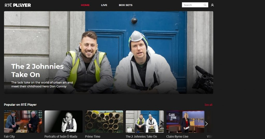 How to Watch RTE in the UK